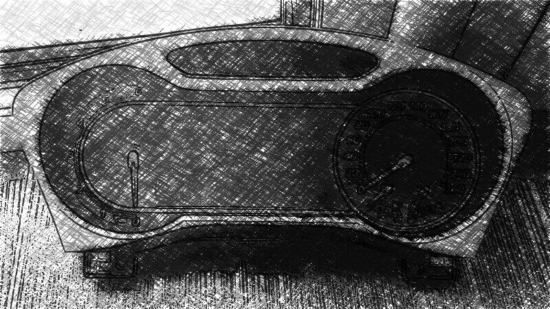 naprawa licznika ford convers