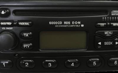 Ford 6000 naprawa tunera
