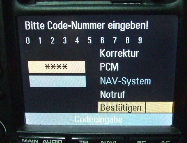 Porsche PCM 1