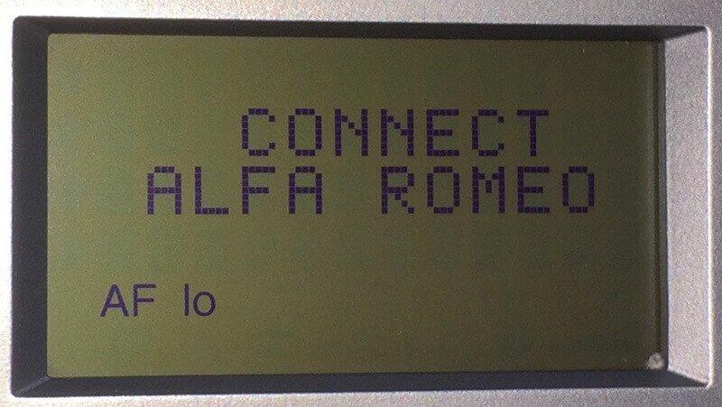 naprawa pixeli alfa connect