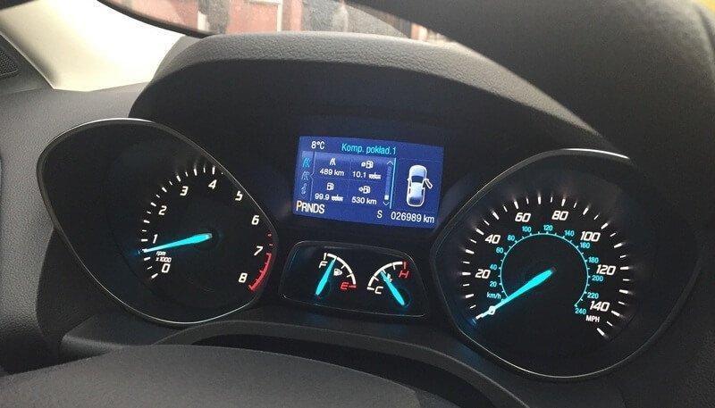 Radio Ford Escape