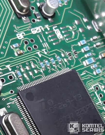 ST10 w Bose naprawiony