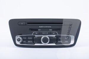 Audi RMC radio nawigacja