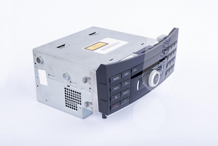 Nawigacja W204 W212 Audio APS 50